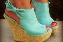 Shoes / by Misty Fealy