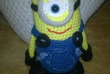 What I did..crochet