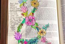 ✝️ bible journaling ✝️