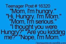 Teenager quotes / All truuuuuue !
