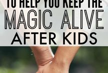 Making time for you when you have kids