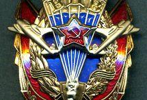 Russia insignes