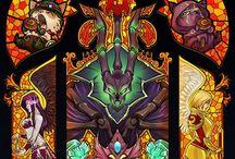 League of Legends - FanArt