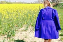 YELLOW LIKE THE SUN / THIS IS THE NEW POST ABOUT THE LOOK COMPOSED BY CROC TOP AND LONGUETTE SKIRT