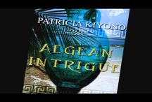 Aegean Intrigue / Someone has been stealing priceless Greek artifacts and it's Alex Leonidis' job to uncover the thief. His prime suspect is beautiful archaeological graduate student, Francie Vasileiou. His plan is to join in an archaeological dig and catch her in the act. All he has to do is keep his mind on his job, and not on the way his lovely suspect warms his heart. He's learned the hard way not to trust fragile-looking women who seem to need his help.  Link: http://amzn.com/B0074NQ410