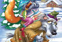 Alt med eventyr / Børn i alle aldre, børnehave, indskolingen, mellemtrin, udskolingen, børn med specielle behov.