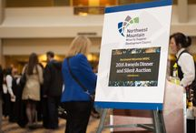 2016 Supplier Diversity Awards Dinner / Images from Supplier Diversity event:  2016 Northwest Mountain MSDC Annual Awards Dinner and Silent Auction