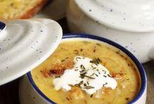 Soep uit een pannetje / Kleintjes soep