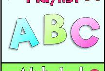 Alphabet Letter Activities