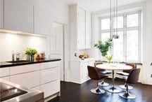 Интерьер кухня