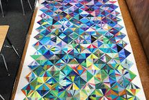 Collaborative art projects