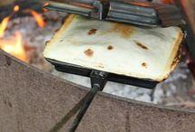 Food: Pie Iron Recipes