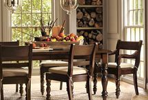 Home Ideas - Dining Room / by Pirate Mum
