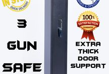 FORT KNOX GUN SAFES / Fort Knox Gun Safes Offer you a very Good quality Gun Safe at a fair and reasonable prices. Fort Knox Gun Safes are equipped with a Flush Keypad that make them comply with all the laws all around Australia even the ones in Tasmania.