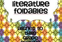 Literacy Centers/Activities / by Melanie Garrett