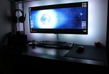 Tech Gear And Gaming Setups