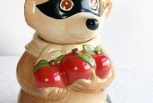 Collectables--Cookie jars