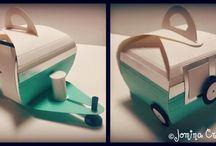 Cards...3-D Curvy Misc Keepsake Boxes