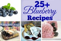 blueberries everything / by Trish Murphy