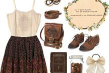 Vintage inspired fashion