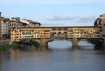 Florence and Tuscany / The place where I was born, live and work.
