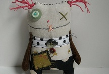 "Skole-""Ugly dolls"""