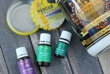 Essential oils / by Tarryn Clark