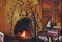Homes, Rooms and Fireplaces
