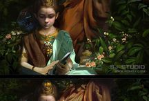 . how to paint