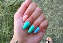 Summer nails - paznokcie na lato
