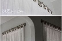 Field house curtains