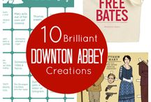 Downton Abbey / by Kim Rowland (Today is My Someday)