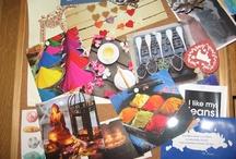 Bacheche e cartelli / idee per home decoration