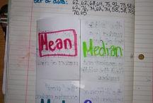 Middle School Math/School Stuff / by Ruth Burton