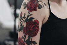 tattoo arm