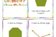 Geometry  / by Kara Veach
