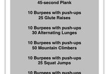 Workout / by Tiffany Loveless