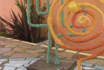 Cactus que no son cactus. =) / by Mara Garcia