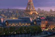 FRANCIA Tour Eiffel / La Tour Eiffel