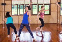 Yoga pampering retreats