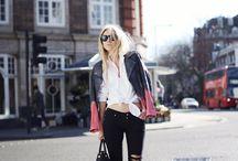 Leather Jacket/ Biker