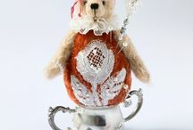 Marina Dorogush-  my teddy bears / Нandmade collectible teddy bears