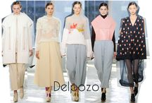 Fashion Week / Collages made by me and runway looks I like! / by Raluca Du