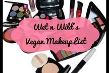 Vegan make up