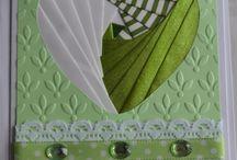 Iris Folding Cards