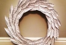 Wreath ideas / by Brandi Strother