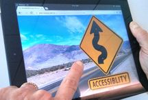 Web Access /  Eliminate barriers in information technology for people with disabilities - equality of access and opportunity.