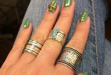 Cool Nails & MeditationRings
