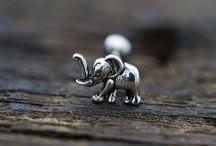 Tragus earrings