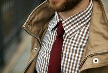 Cravate Rouge / Look Cravate Rouge